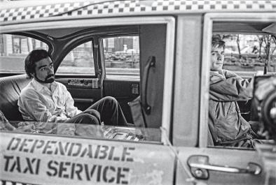 Steve Schapiro ~ still from Scorsese's Taxi Driver, 1976